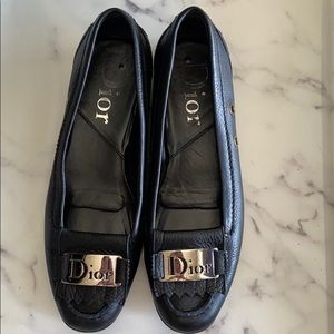Dior loafers